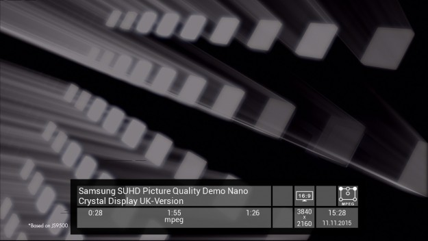 Solo 4K UHD media playback
