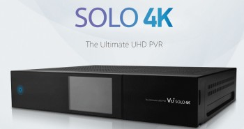 Vu+ Solo 4K review