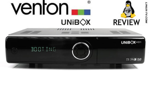 Venton Unibox hd1 review