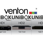 Venton Unibox receivers