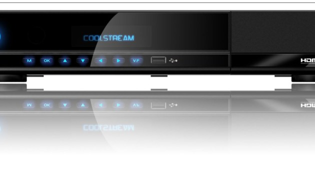 coolstream tank front