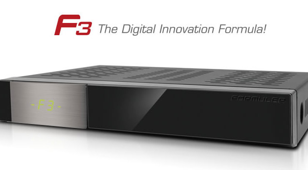 formuler f3 satellite receiver review
