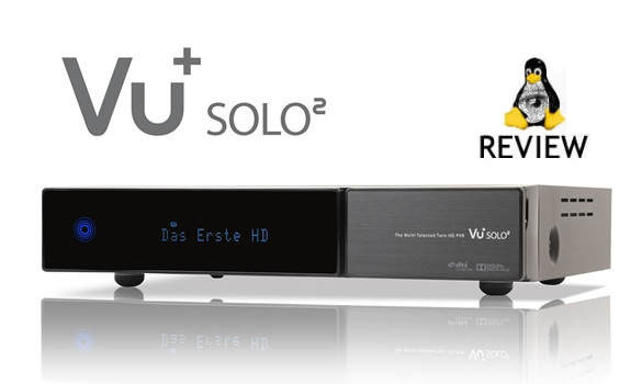 Vu+ Solo2 Review