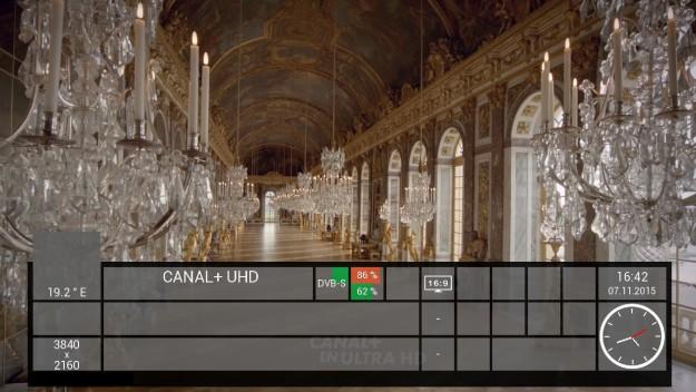 Solo 4K UHD demo channel