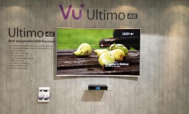Vu+ Ultimo4K