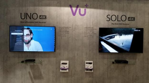 Uno4K and Solo4K on display at Anga 2016