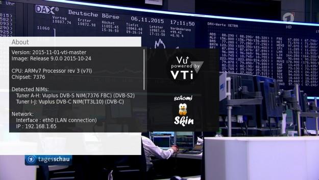 VU+ Solo4K VTI About