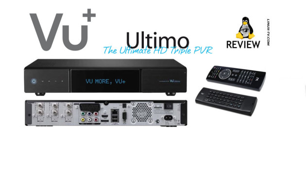 VU+ Ultimo review