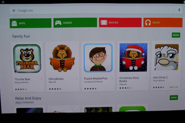WeTek Play Google Play