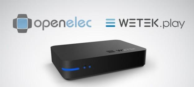 WeTek Play OpenElec