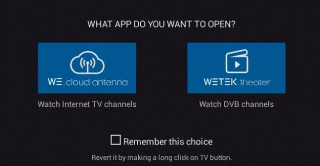 WeTek Play cloud or dvb