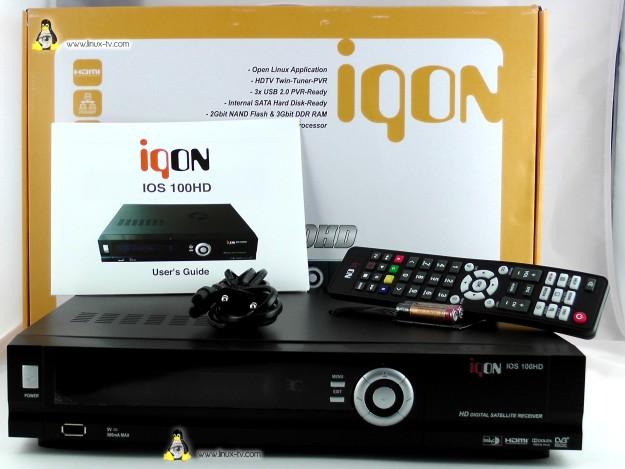 IQON IOS-100 box