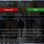 transcod_setup