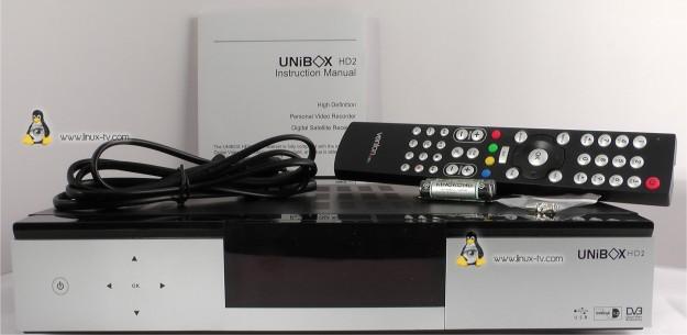 unibox_hd2_contents Unibox HD2 Review