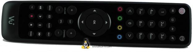 Vu+ Solo2 Remote Control