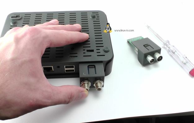 wetek Play tuner plug and play